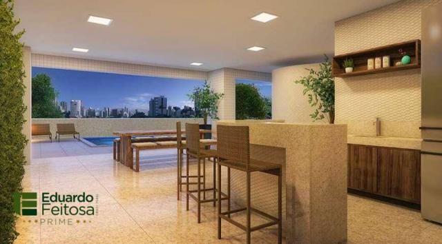 VB - Apartamento à venda, 3 e/ou 4 quartos da Moura Dubeux em Casa Caiada - Foto 7