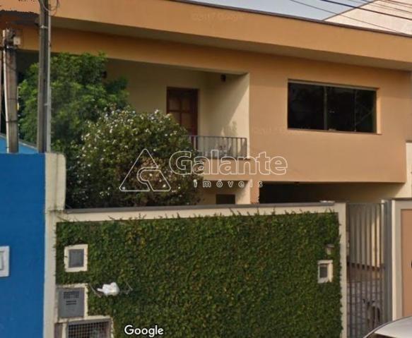 Casa à venda com 3 dormitórios em Jardim das paineiras, Campinas cod:CA049853