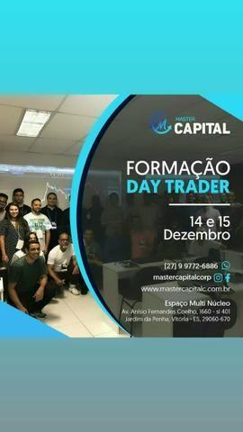 Curso Day Trader dia 14/15