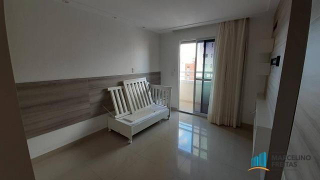 Apartamento à venda, 124 m² por r$ 698.000,00 - aldeota - fortaleza/ce - Foto 13