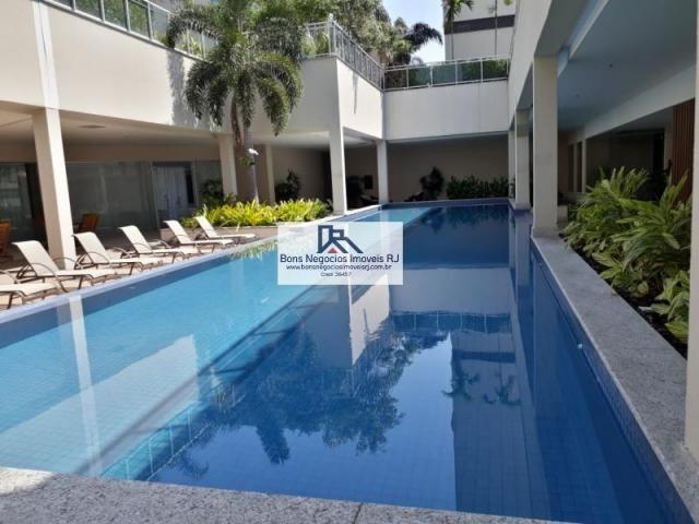 Apartamento para Venda em Rio de Janeiro, Barra da Tijuca, 2 dormitórios, 1 suíte, 2 banhe - Foto 9