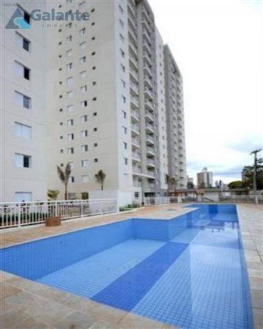 Apartamento à venda com 2 dormitórios em Vila industrial, Campinas cod:AP051571
