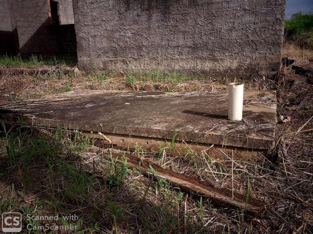 Vendo Terreno com Construção Jaru-Ro - Foto 7
