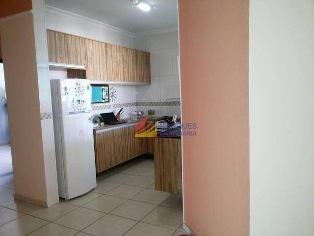 Casa com 2 dormitórios à venda, 91 m² por r$ 425.000,00 - vila soriano - indaiatuba/sp - Foto 10