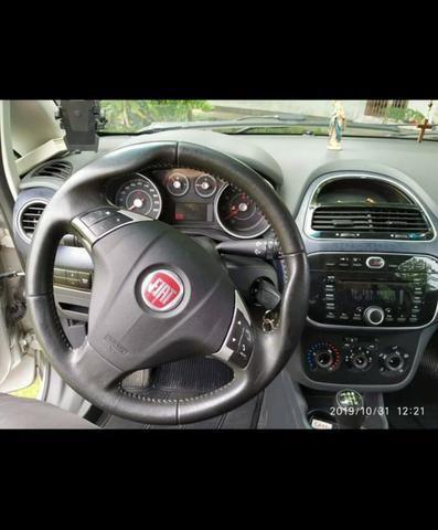 Veículo Fiat Punto Attractive - Foto 4