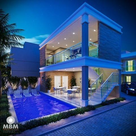 Vendo casa em condomínio no Eusébio com 2 suítes a poucos metros da CE 040. 229.900,00 - Foto 5