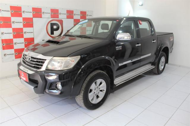 TOYOTA HILUX 2013/2014 3.0 SRV TOP 4X4 CD 16V TURBO INTERCOOLER DIESEL 4P AUTOMÁTICO - Foto 2