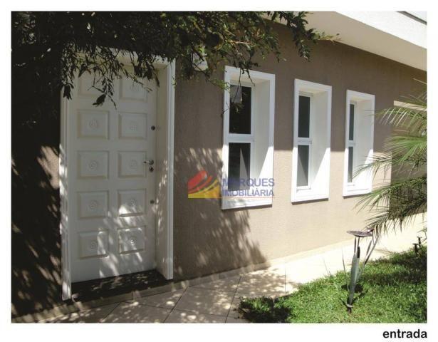 Casa residencial à venda, vila suíça, indaiatuba - ca2005.