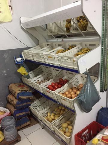 Mercado pequeno completo/alugo Ponto - Foto 6