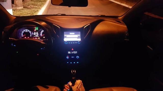 Hyundai HB20s 2017 Premium, AT 6 marchas, couro, garantia 2021, revisado - Foto 15