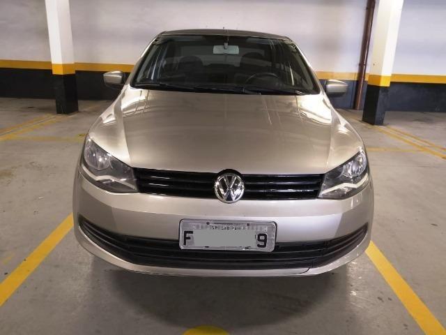 Volkswagen Voyage Trend 1.6 Flex Mec. Completo - Foto 8