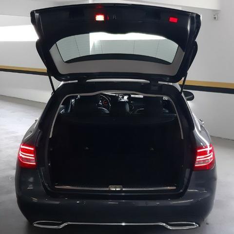 Mercedes Bens C180 1.6 CGI Estate Avantegarde 16V Turbo Gasolina 4P Automático - Foto 11