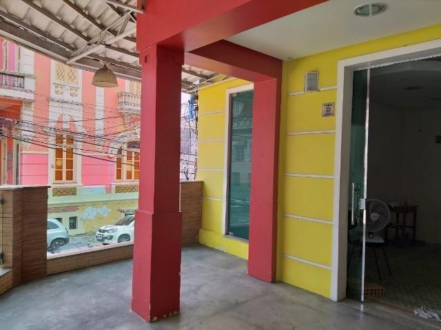 Alugo Excelente casa para fins Comerciais e residenciais Perto do Teatro Amazonas - Foto 18
