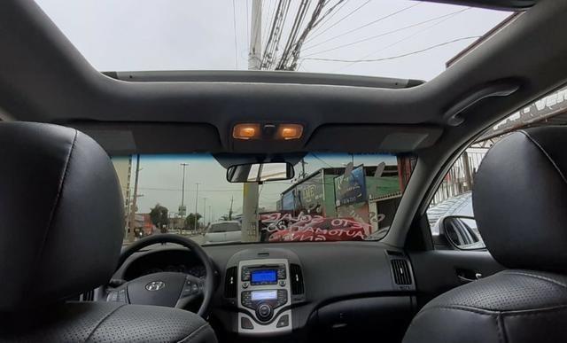 I30 C/ Couro, Automático, Multimídia, Teto Solar e GNV de 5 geração - Foto 5