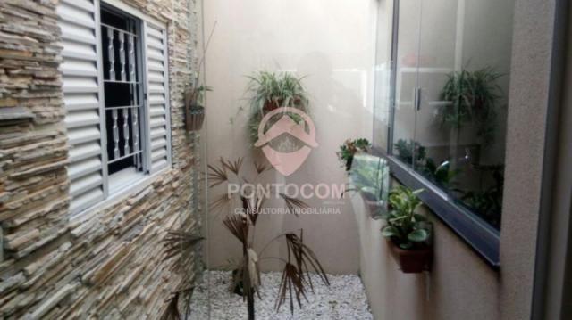 Casa à venda com 2 dormitórios em Residencial borboleta 3, Bady bassitt cod:270 - Foto 6