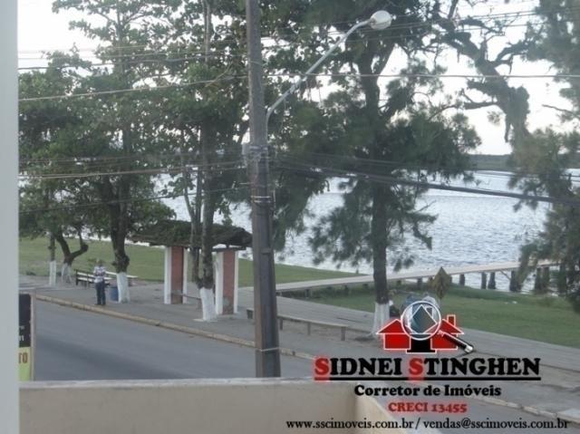 Sobrado comercial e residencial, com excelente localização e frente à lagoa, em bal. barra - Foto 17