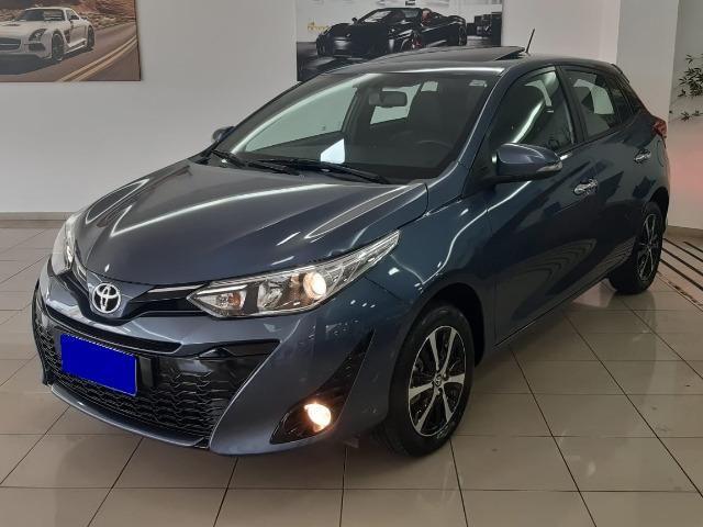 Toyota Yaris Xls 1.5 2018/2019, automático, teto solar, único dono, garantia de fábrica - Foto 5