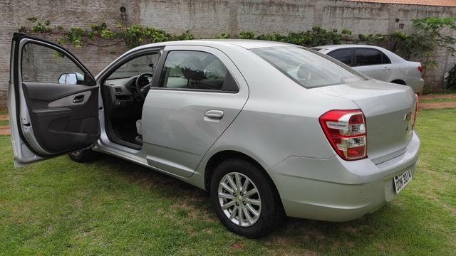 Carro para UBER venda URGENTE! Cobalt 1.4 LTZ 2015 com 27.000 KM rodados - Foto 3