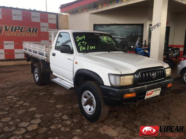 TOYOTA HILUX 2004/2004 3.0 DX 4X4 CS 8V DIESEL 2P MANUAL - Foto 2