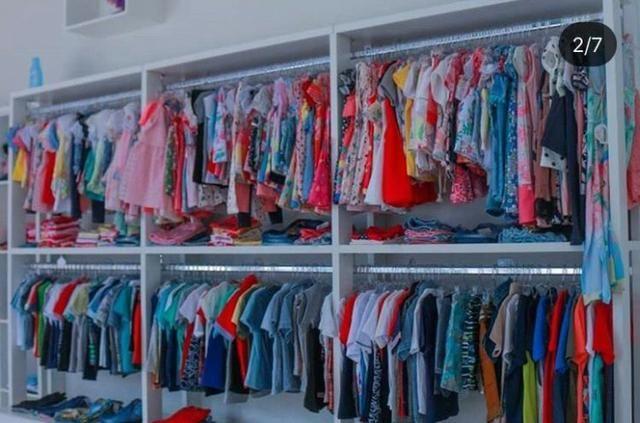 Vende-se loja de roupas e acessórios infantis completa - Foto 7