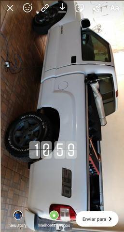 Vendo S10 2008 colina diesel! - Foto 2