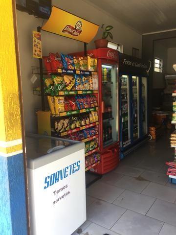 Mercado pequeno completo/alugo Ponto