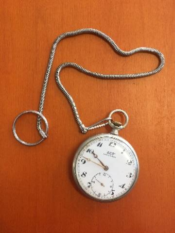 d0d614a2868 Relógio de bolso Tissot - Antiguidades - Itoupava Norte