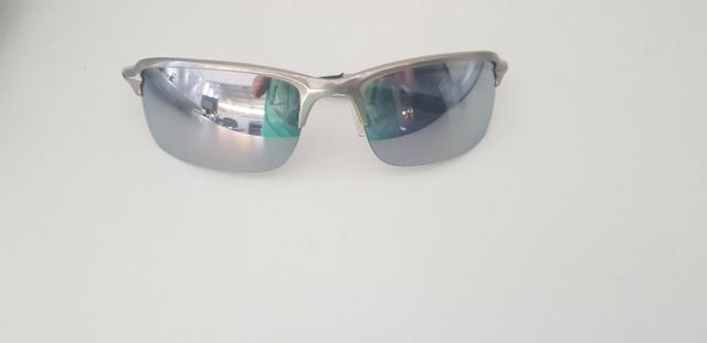 Oculos Oakley Wiretap - Bijouterias, relógios e acessórios - Fazenda ... c4a057594d