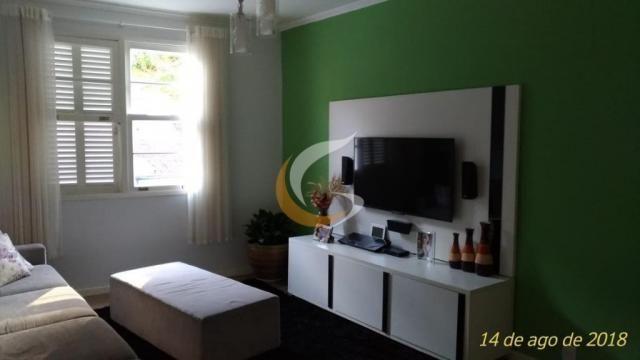 Sobrado com 3 dormitórios à venda, 111 m² por R$ 435.000 - Vila Militar - Petrópolis/RJ