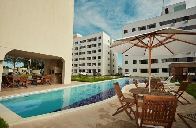 Seu apartamento c 2 Qrts (1 suite) no Mora Bem, melhor custo benefício de Parnemirim - Foto 4