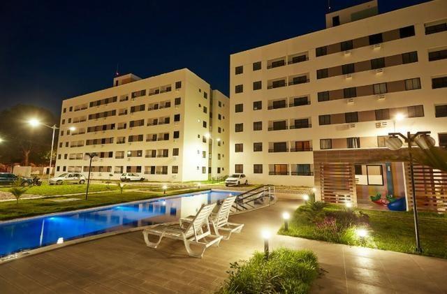 Seu apartamento c 2 Qrts (1 suite) no Mora Bem, melhor custo benefício de Parnemirim - Foto 6