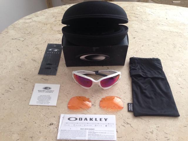 51086f9835804 Óculos Oakley Racing Jacket - Bijouterias, relógios e acessórios ...
