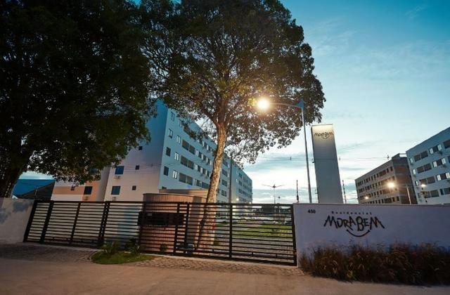 Seu apartamento c 2 Qrts (1 suite) no Mora Bem, melhor custo benefício de Parnemirim - Foto 5