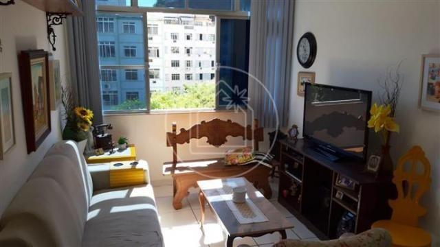 Apartamento à venda com 2 dormitórios em Tijuca, Rio de janeiro cod:852630 - Foto 2