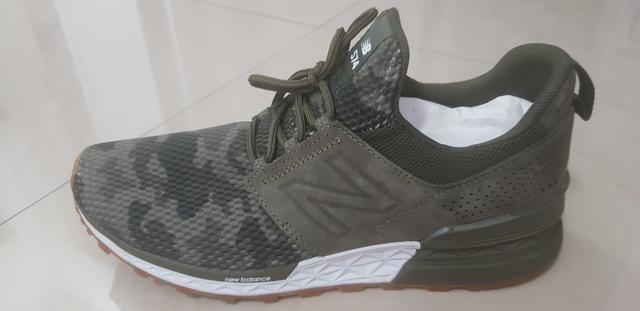 ccba80d5b New Balance 574 Camo - Roupas e calçados - Vila Izabel