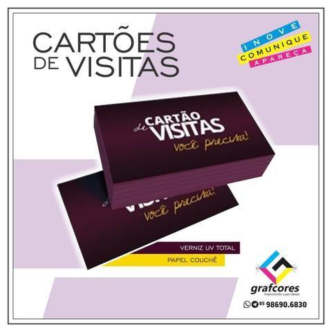 Fachada ACM e Lona / Letra Caixa / Totem / Toldos / Cartão de Visita / Sacola de Papel - Foto 5