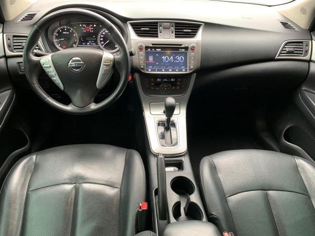 Sentra SV 2.0 Automático Super Novo!!!!!! - Foto 10