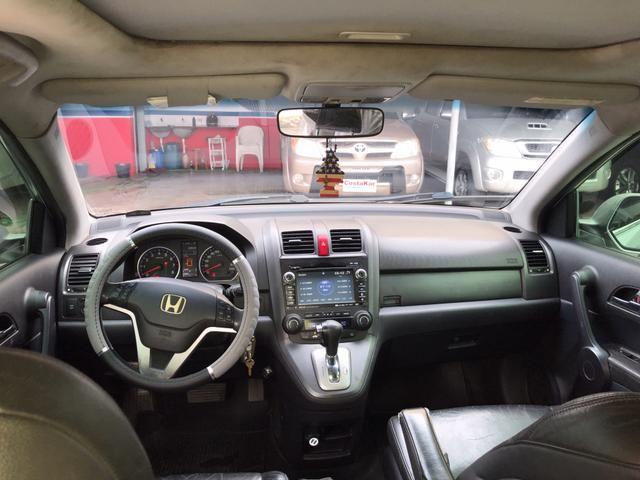 Honda CR-v 4x4 2008 teto , com GNV 5ª super econômico - Foto 5