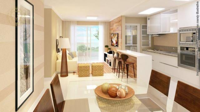 Apartamento com 3 dormitórios à venda, 306 m² por R$ 1.206.746 - Campeche - Florianópolis/ - Foto 4