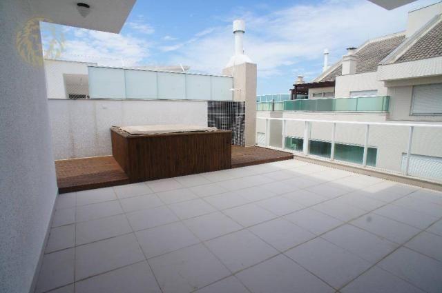 Cobertura residencial à venda, Rio Tavares, Florianópolis. - Foto 5
