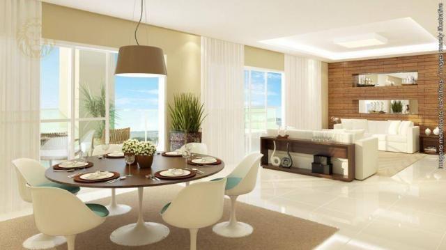 Apartamento com 3 dormitórios à venda, 306 m² por R$ 1.206.746 - Campeche - Florianópolis/ - Foto 3