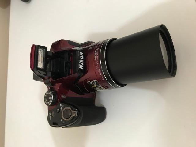 Câmera Nikon Coolpix p510 - Foto 6