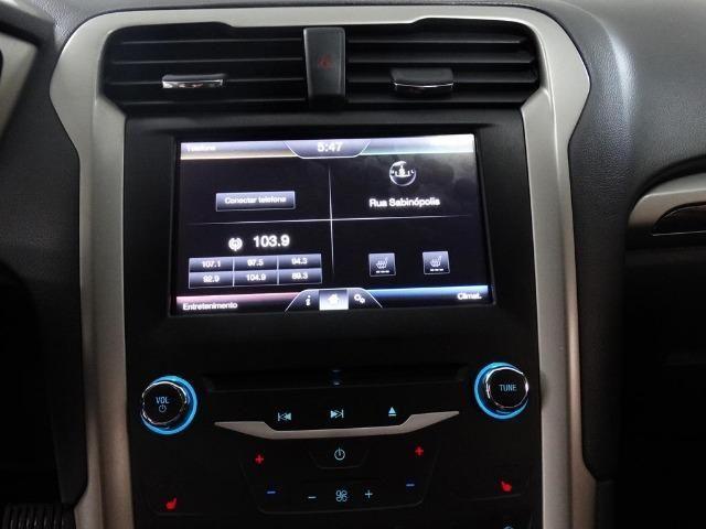 Ford Fusion Se 2.5 Flex Automático Prata - Foto 13