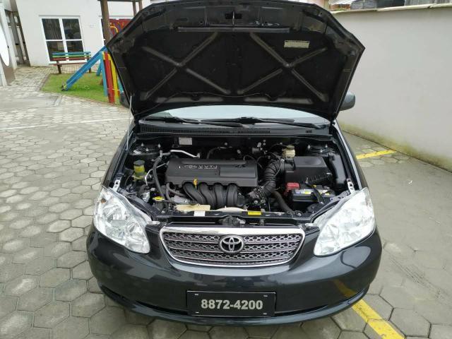 Corolla XLi 1.6 automático 2008 - Foto 9