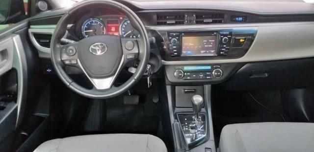 Vendo Toyota Corolla XEI 2.0 2015 - Foto 7