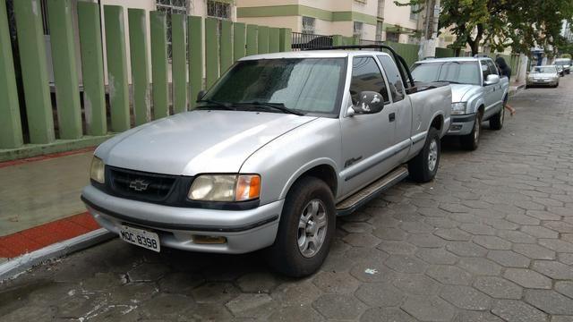 S10 Deluxe 4.3 V6 98 Gasolina/Gnv - Foto 6