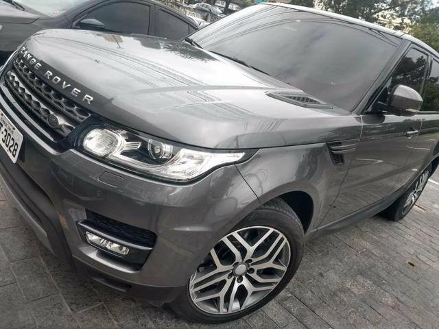 Lande Rover Sport Se Bilndada - Foto 9