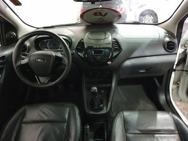 Ford Ka+ Sedan 2015 1 mil de entrada Aércio Veículos cx - Foto 2