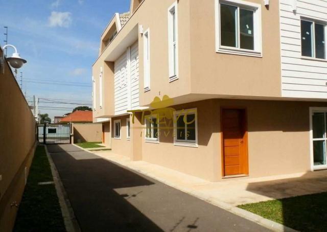 Casa de condomínio à venda com 3 dormitórios em Boa vista, Curitiba cod:1653 - Foto 4