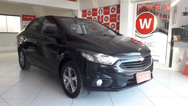 CHEVROLET PRISMA 2016/2017 1.4 MPFI LTZ 8V FLEX 4P MANUAL